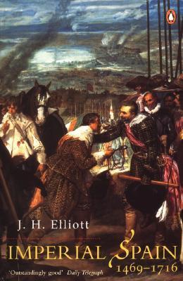 """""""La España imperial"""", de John Elliott."""