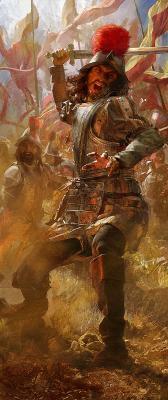 Exhortos guerreros.