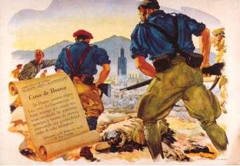 LXXII aniversario del Glorioso Alzamiento nacional.