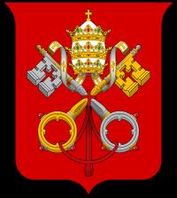 La razón de ser del Estado Vaticano.