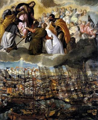 7 de Octubre de 1571.